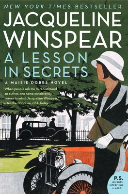 A Lesson in Secrets By Winspear, Jacqueline